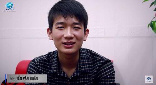 Chúc mừng bạn Nguyễn Văn Huân nhận visa du học Nhật Bản
