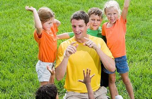 Các giờ học tại chương trình du học hè giúp các em nâng cao khả năng tiếng Anh