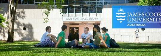 Học bổng đại học James Cook Brisbane