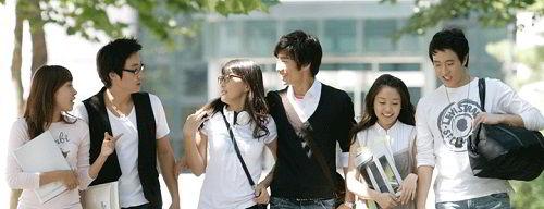 Sinh viên Đại học Kookmin năng động và tài năng