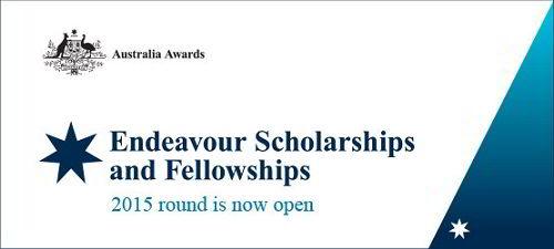 Endeavour Scholarships and Fellowships - Học bổng du học Úc danh giá của Chính phủ