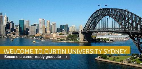Học bổng du học Úc tại trường Đại học Curtin