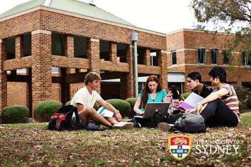Học bổng du học Úc trường Đại học Sydney