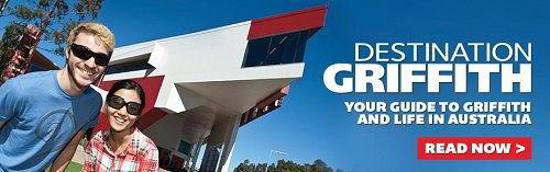 Học bổng trường Đại học Griffith dành cho sinh viên du học Úc có thành tích xuất sắc