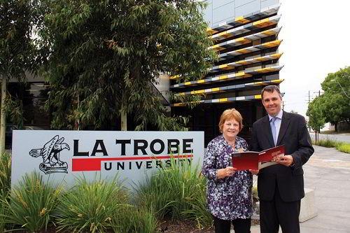 Khuôn viên trường Đại học La Trobe - Địa điểm lý tưởng khi du học Úc