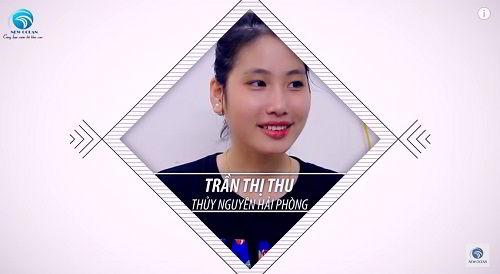 New Ocean chúc mừng bạn Trần Thị Thu nhận visa du học Hàn Quốc