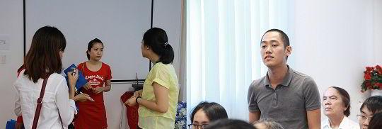 Những thắc mắc được chia sẻ và giải đáp trực tiếp trong buổi hội thảo du học Nhật Bản cùng Học viện Ehle