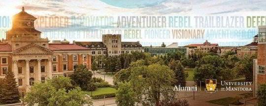 Du học Canada tại trường Đại học Manitoba