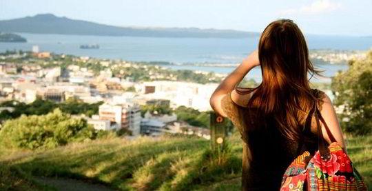Lên đường du học New Zealand và thực hiện giấc mơ của mình