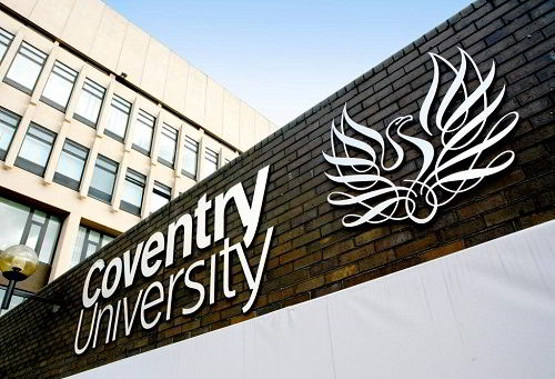 Du học Anh tại trường Đại học Coventry
