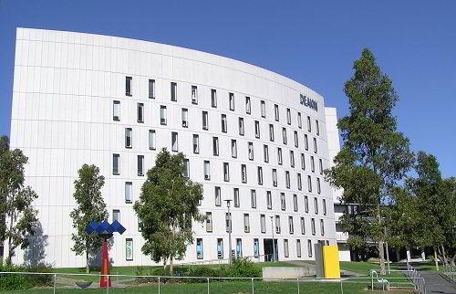 Cơ sở của trường Đại học Deakin tại Burwood