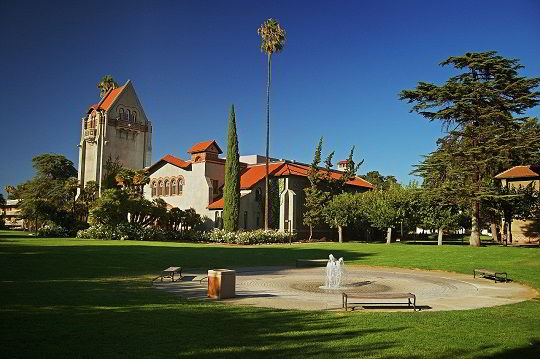 Khung cảnh trường San Jose State University