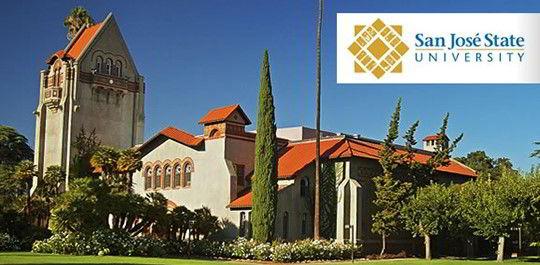 Khuôn viên trường Đại học San Jose State