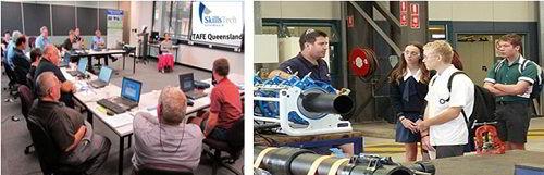 Tại sao nên chọn TAFE Queensland SkillsTech?