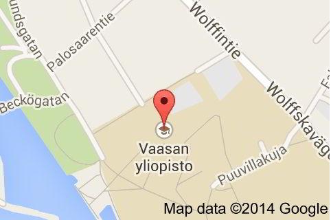 Vaasa nổi tiếng là thành phố của sinh viên