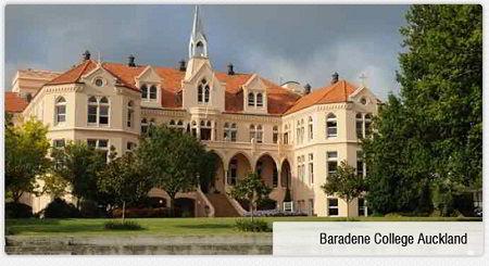 trường phổ thông Baradene