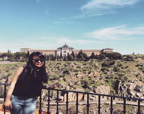 Bích Phương có được cơ hội trải nghiệm nền văn hóa độc đáo khi du học Tây Ban Nha