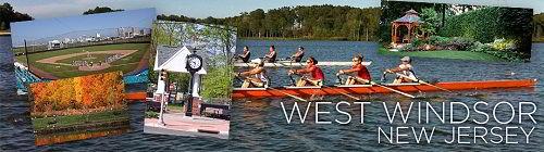 Trường Cao đẳng Cộng đồng Mercer County nằm tại West Windsor