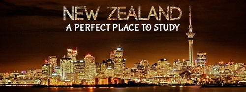 chính sách xét visa du học New Zealand