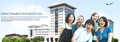 Chương trình đào tạo tại trường Đại học Sun Moon đạt tiêu chuẩn quốc tế