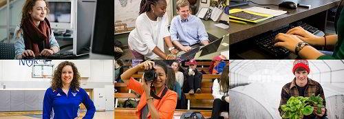 Nỗ lực học tâp để có có hội làm thêm khi du học Mỹ tự túc