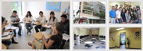 Cơ sở của SGIC tại Vancouver