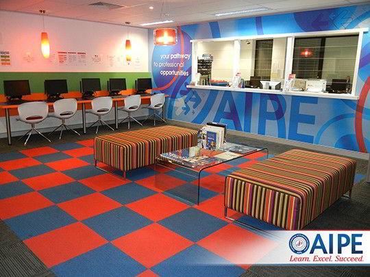 Cơ sở vật chất của trường AIPECơ sở vật chất của trường AIPE