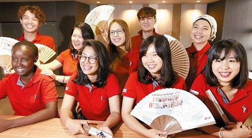 Cuộc sống sinh viên du học Hàn Quốc sau đại học