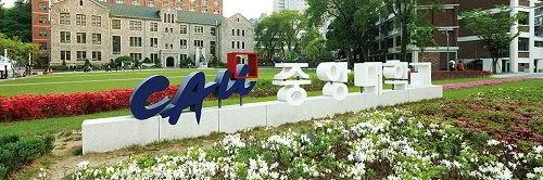 Du học Hàn Quốc trường Đại học Chung Ang