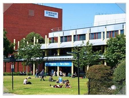 Học bổng quốc tế từ Đại học Monash