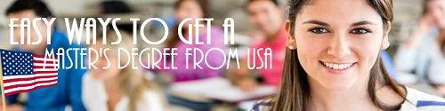 Điều kiện du học Mỹ bậc thạc sỹ
