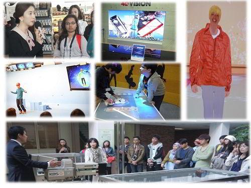 Điều kiện học tập tuyệt vời khi du học Hàn Quốc ngành truyền thông