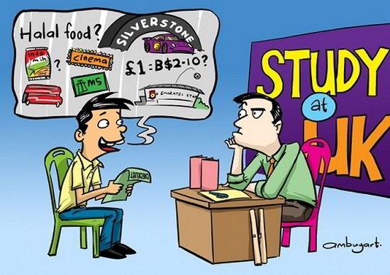 Du học Anh cần chú ý những gì?