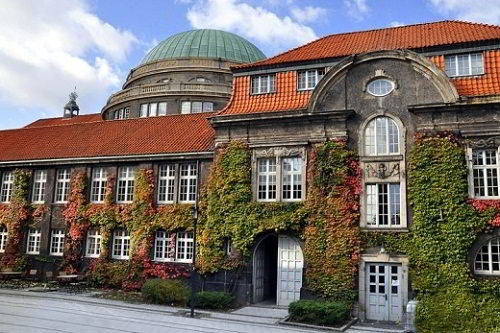Đại học Hamburg-Eppendorf (UKE)