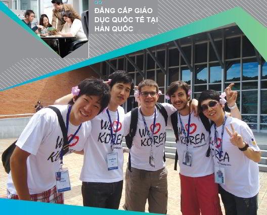 Du học tiếng Hàn 3 tuần hè tại đại học Kyungsung danh tiếng