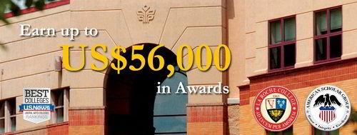 Học bổng 56000 USD của trường Đại học La Roche