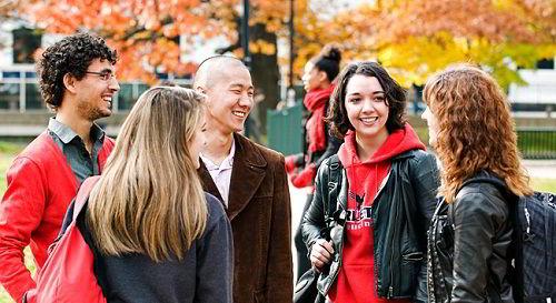 Học bổng đầu vào Đại học Carleton, Canada