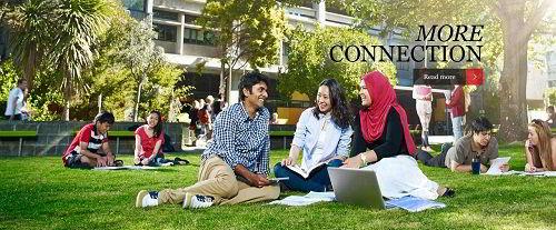 Học bổng đại học Canterbury New Zealand