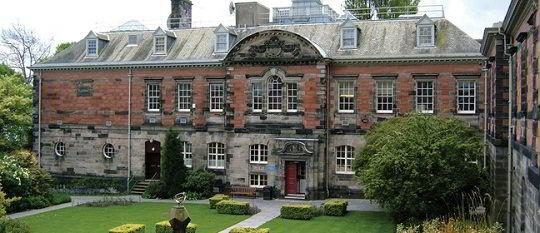 Học bổng du học Anh trường Đại học Dundee