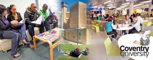 Học bổng du học Anh 2015 của trường Đại học Coventry