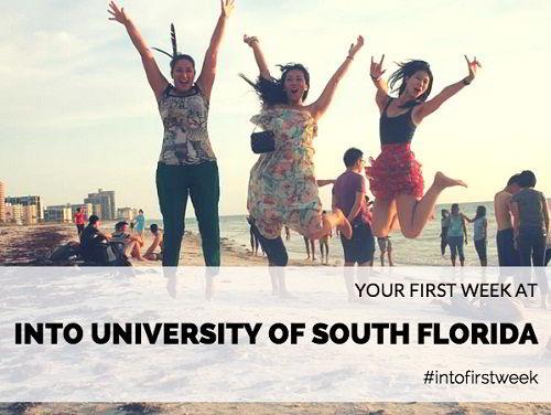 Học bổng du học Mỹ của INTO tại Đại học South Florida