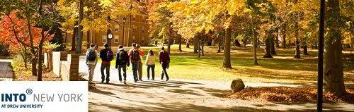 Học bổng du học Mỹ của Tập đoàn giáo dục INTO tại Drew University