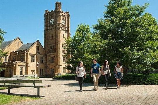 Học bổng du học Úc tại trường Đại học Melbourne