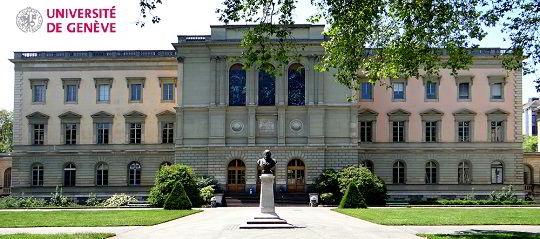Học bổng thạc sĩ xuất sắc - Trường Đại học Geneva, Thụy Sĩ