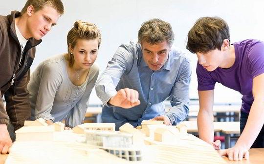 Du học ngành kiến trúc tại Anh