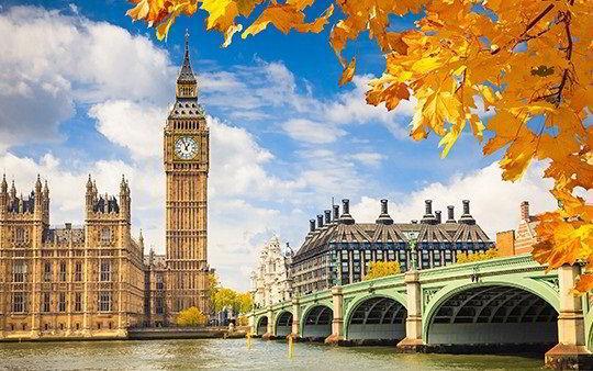 Du học vào các trường đại học ở Anh Quốc