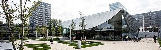 Khuôn viên trường Rotterdam School of Management, Erasmus University