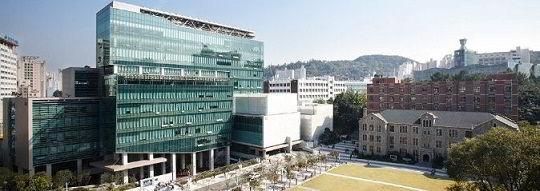 Khuôn viên trường Đại học Chung-Ang