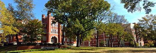 Khuôn viên trường Đại học Marshall