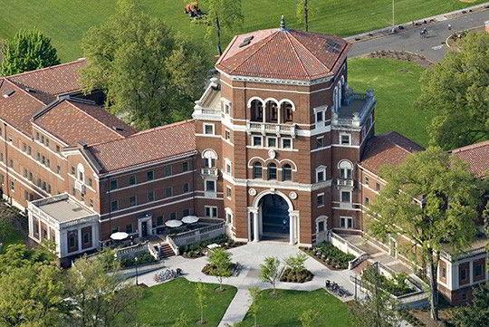 Khuôn viên trường Đại học Oregon State